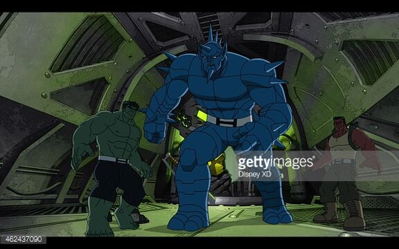 A-Bomb - Hulk and the Agents of S.M.A.S.H. Wiki