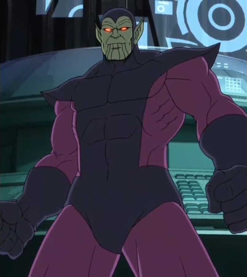 super skrull hulk and the agents of s m a s h wiki wikia. Black Bedroom Furniture Sets. Home Design Ideas