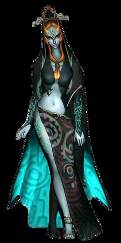 Midna's true form