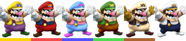 File:Wario (Overalls) Palette (SSBB).png
