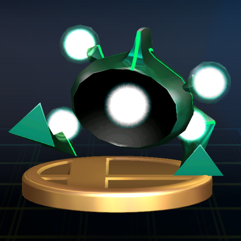 File:Green Alloy - Brawl Trophy.png