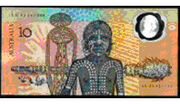 First Australian polymer banknote