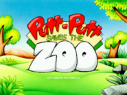 Putt-Putt Saves the Zoo PC-title