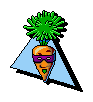Carrot Leader Icon