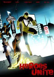 Heroes Unite cover