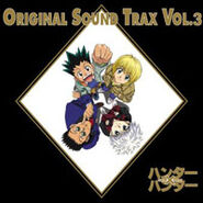HUNTER×HUNTER Original Soundtrack Vol