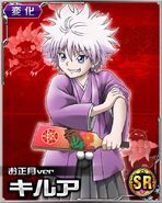 Killua card 3