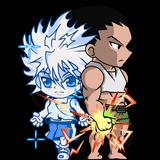 Gon x Killu Team (1)