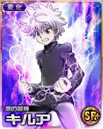 Killua card 21