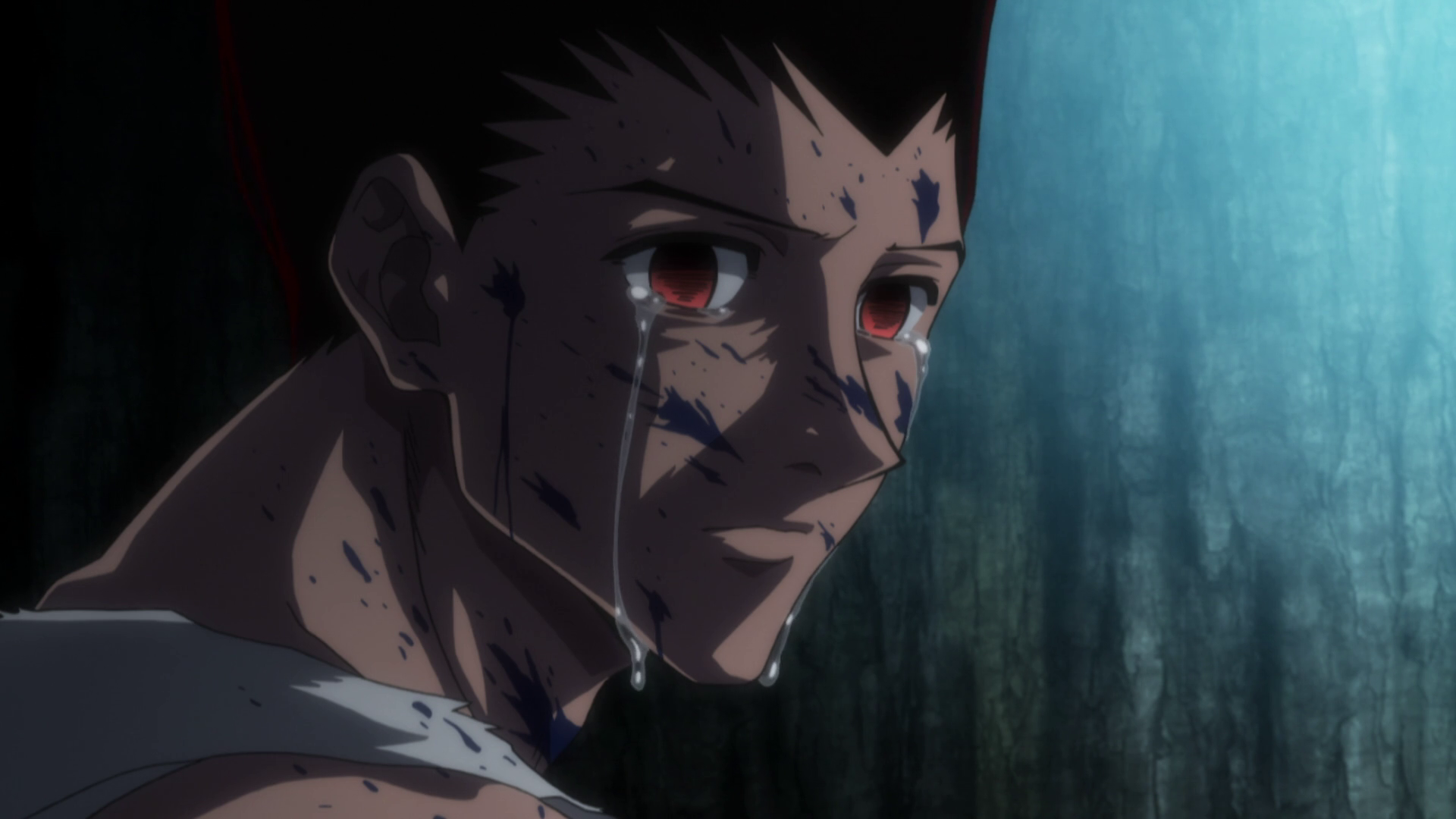 anime characters crying have you ever cried with the anime characters? - forums