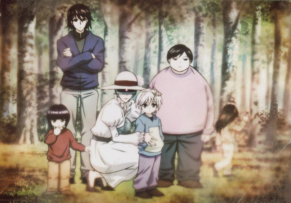 Image result for hunter x hunter killua with family