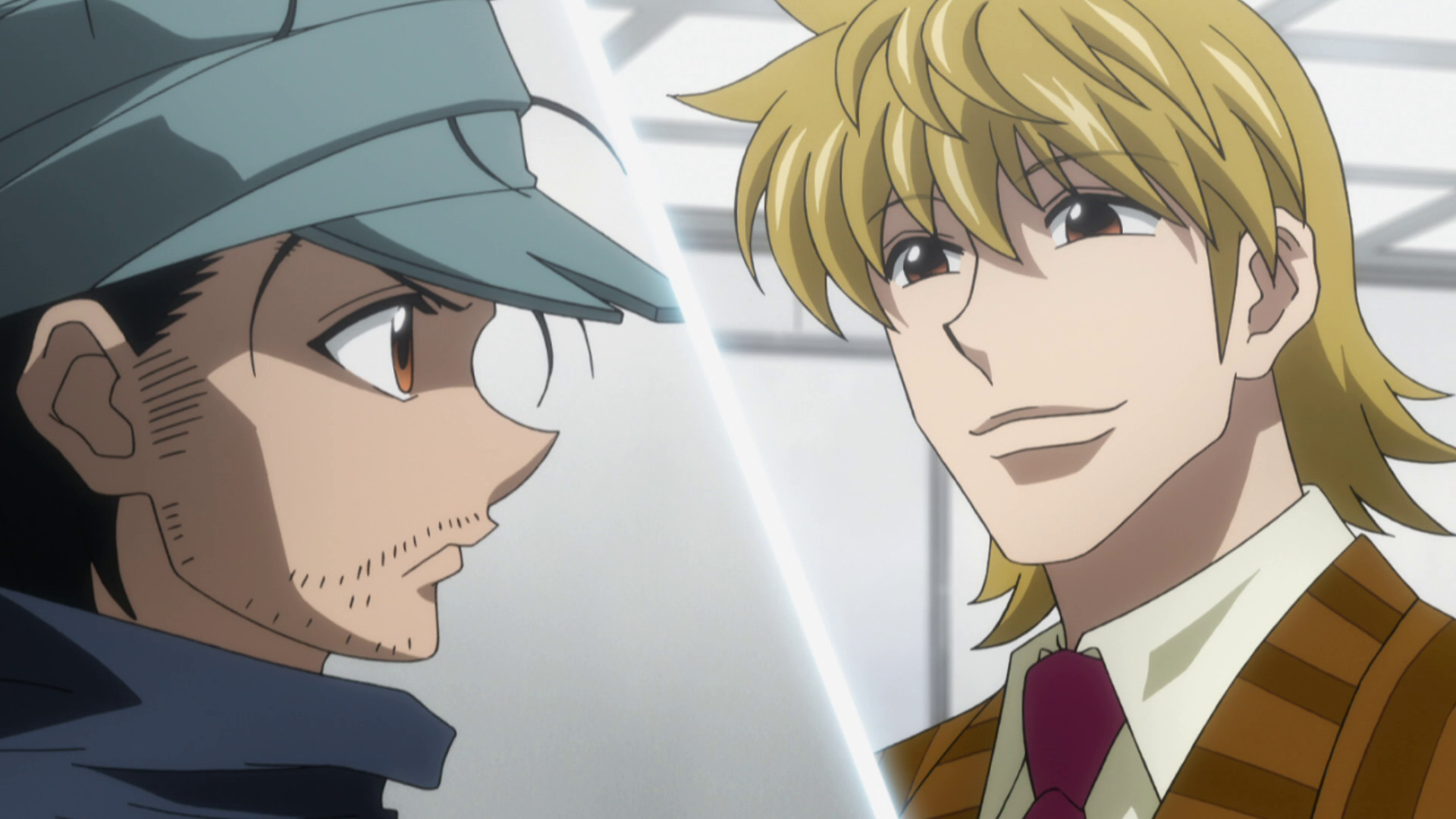 kurapika and leorio relationship