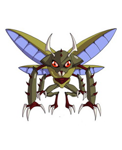 Huntik Titans Gigadrone