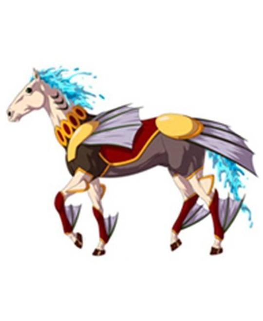 Huntik Titans Kelpie