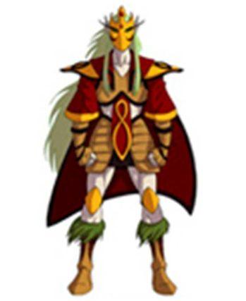 Huntik Titans Elf_King_Oberon