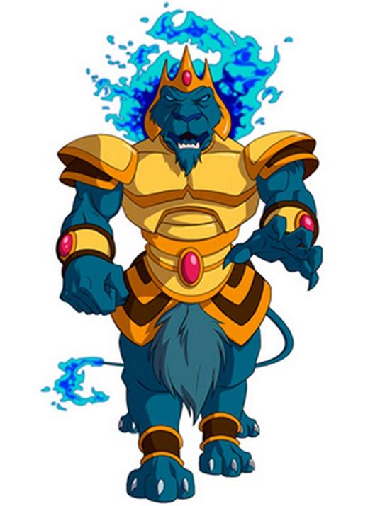 Huntik Titans Mythras