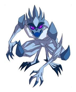 Huntik Titans Ice_Creature