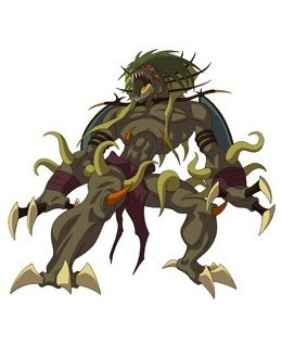 Huntik Titans Bonelasher