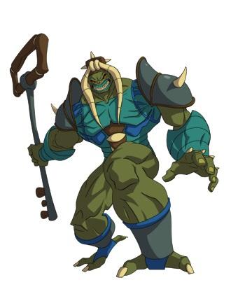 Huntik Titans Doom_Warden_2