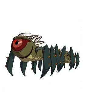 Huntik Titans Terrapede