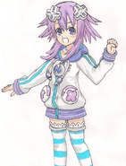 Pencil Neptune