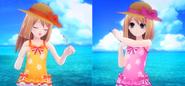 Ram and Rom beach