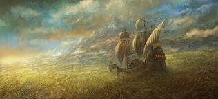 Sea of Grass by sabin-boykinov on Deviantart