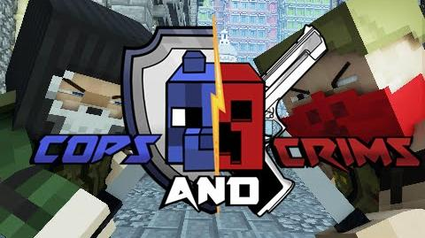 Cops and Crims - mc.hypixel.net (Minecraft Minigame)