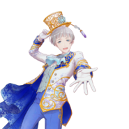(Amusement Park Scout) Baber UR Transparent