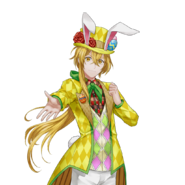 (Flower Viewing Scout) Hikaru Orihara UR Transparent
