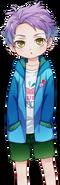 Hisashi Tojo N Transparent