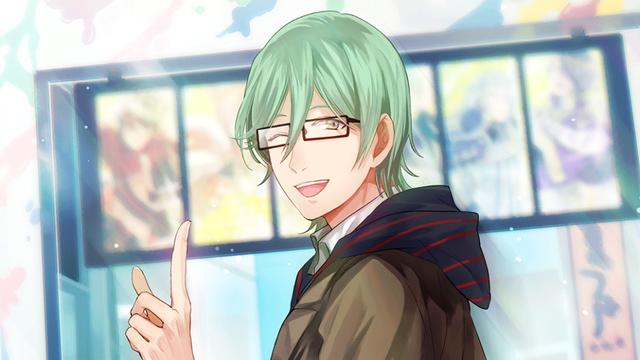 File:(Flower shower de shukufuku o) Shiki Amabe LE Affection story 2.png