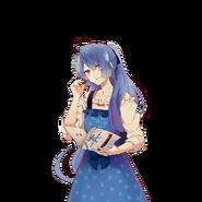 (Valentine's Day Scout) Runa Kagurazaka LE Transparent