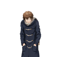 (Second Batch) Futami Akabane SR Transparent