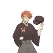 (Taisho Roman Scout) Ban Jumonji SR Transparent