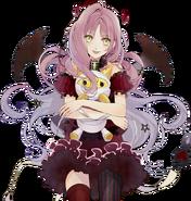 (Halloween Scout) Kokoro Hanabusa UR Transparent