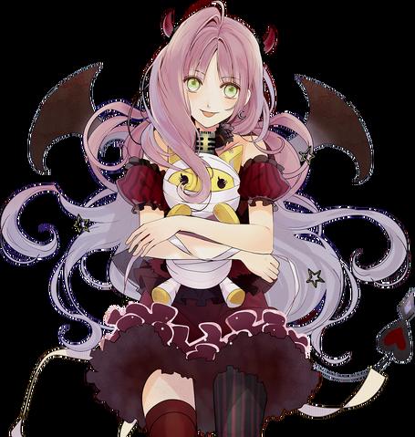 File:(Halloween Scout) Kokoro Hanabusa UR Transparent.png