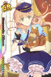 (Phantom Thief vs Police Scout) Momosuke Oikawa GR