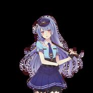 (Phantom Thief vs Police Scout) Runa Kagurazaka UR Transparent