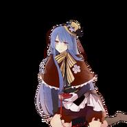 (Valentine's Day Scout) Runa Kagurazaka GR Transparent