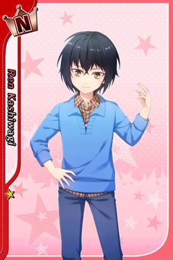 (Poison×Poisson) Ren Kashiwagi N