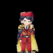 (Tenka wakeme no Tristar) Keji Inuyama HN Transparent