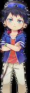(Furious Heaven) Keji Inuyama N Transparent