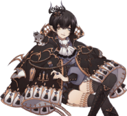 (Halloween Scout) Eva Armstrong GR Transparent