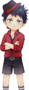 (Furious Heaven) Keji Inuyama HN Transparent