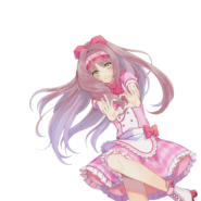 (Part-time Job 2017 Scout) Kokoro Hanabusa GR Transparent
