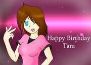 Happy Birthday Tara by Xx62Alim26xX