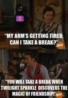 Crazy Steve is a Brony