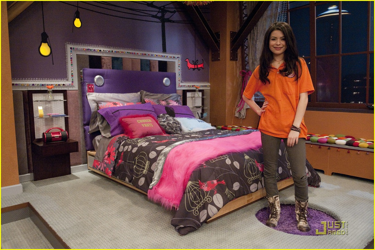 Icarly Igot A Hot New Room