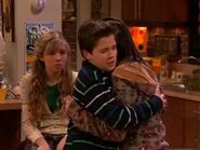 Hug creddie again